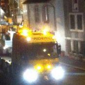 Un 240 tonnes est passé sur Genève