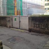 Villa Freundler: le mur de la discorde
