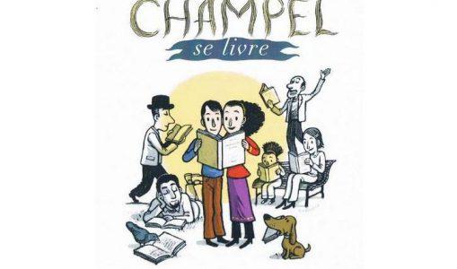 La fête du livre à Champel