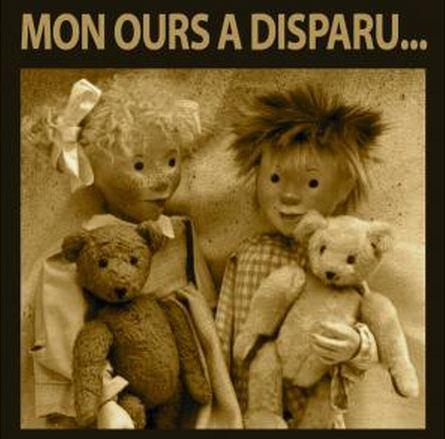 Mon ours a disparu…aux Caves de Versoix