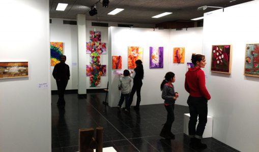 Expo Versoix: zoom sur des «Artistes d'ici»