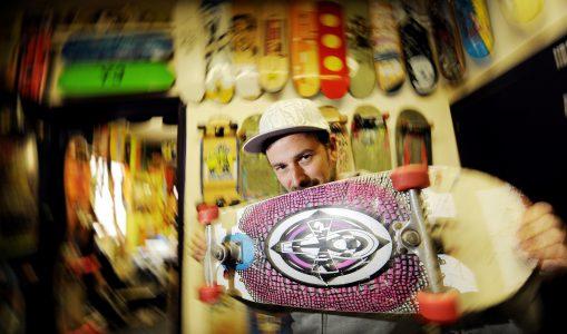 Le musée du skateboard, éloge de la planche et du béton