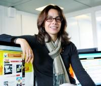 Anne Pastori, reporter hyperconnectée et engagée localement