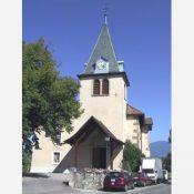 Les trésors de l'église de Corsier