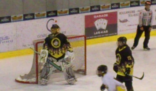 Hockey sur glace: quand Meyrin bat…Meyrin