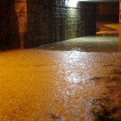 Inondation à Satigny