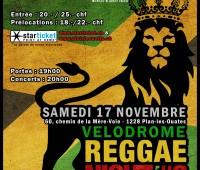 Reggae night #2 à Plan-les-Ouates