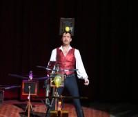 Le Cirque de Noël a dressé son chapiteau