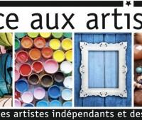 Place aux artistes!