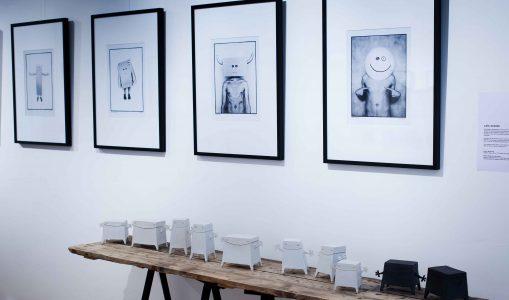 Exposition d'art et design scandinave