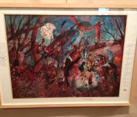 Les oeuvres de Rebecca Dautremer s'exposent à Onex