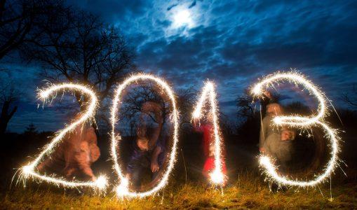 BONNE ET HEUREUSE ANNEE 2013 !