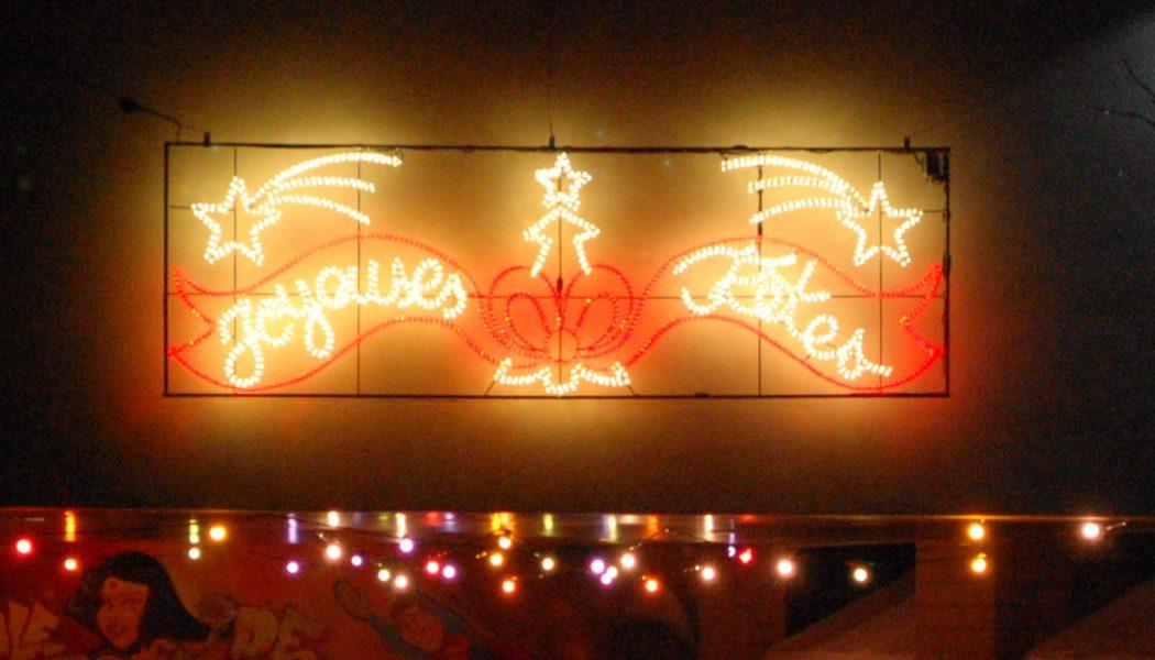 Corsier fête Noël