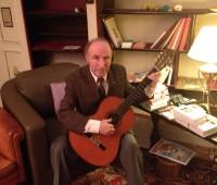 Rencontre avec un passionné de guitare à Chêne-Bougeries