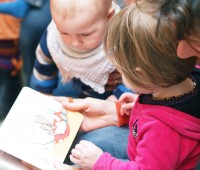 Né pour lire…aux bibliothèques de Carouge