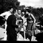 Louis de Funès tourne un film à Genève!