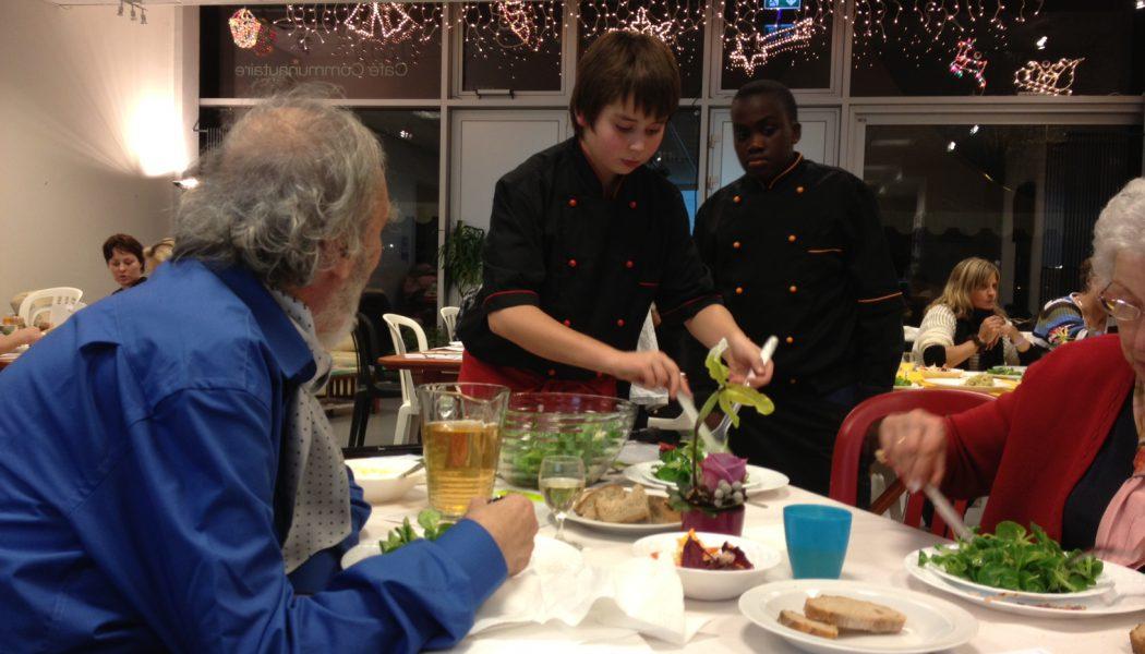 Les Jardivores encouragent à manger les produits du terroir