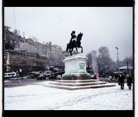 Genève sous la neige…partagez vos images sur Signé Genève!