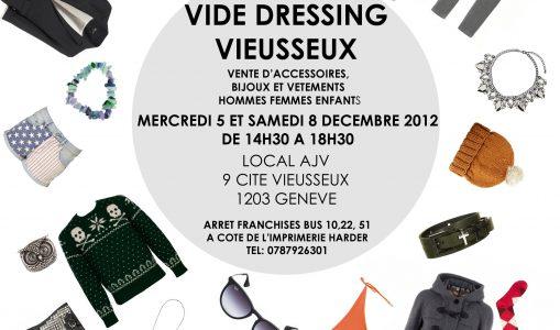 Vide-dressing de Vieusseux