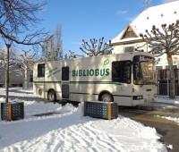 Les Bibli-o-bus remplacent les bibliothèques aux Trois-Chêne
