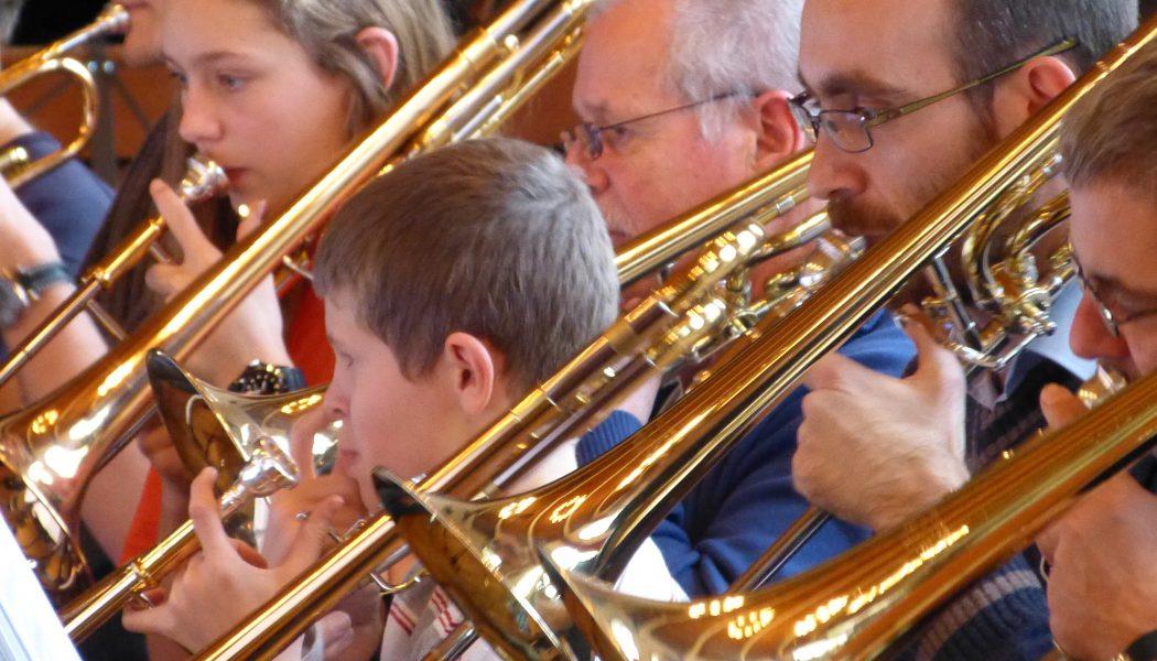 100 musiciens pour Hôpiclowns