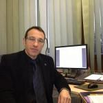 Philippe Courtet, chef de service Police municipale-feu-protection civile. DR