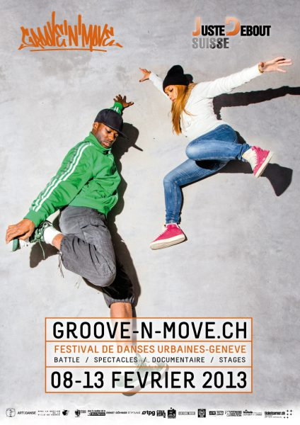 Festival Groove 'N' Move