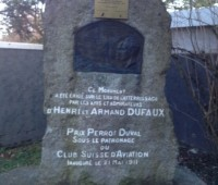 A Corsier Port, un monument bien caché pour deux inventeurs de génie