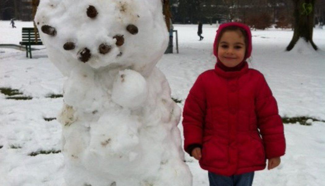La neige fait son grand retour à Genève – Galerie d'images