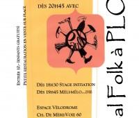 Le 2 février: Bal folk à Plan-les-Ouates