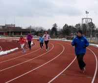 Athlétisme: l'entraînement commando de Frida Svensson