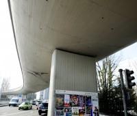 Le pilier maudit de l'avenue de Châtelaine