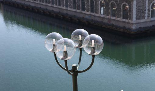 Un candelabre
