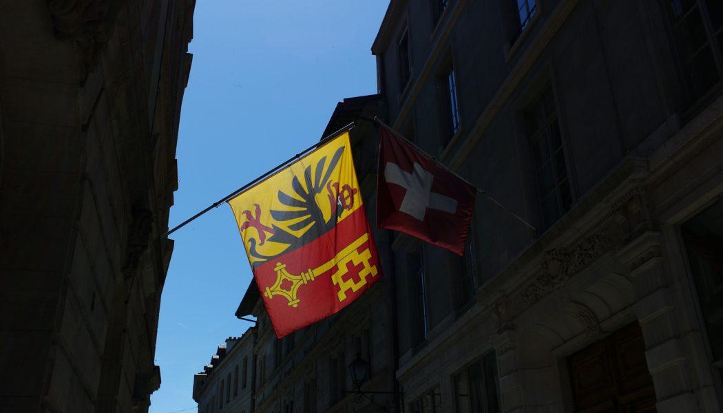 Genève dans la lumière