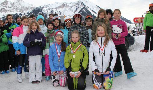Coupe Genevoise de Ski 2013: 3ème étape le 1er mars
