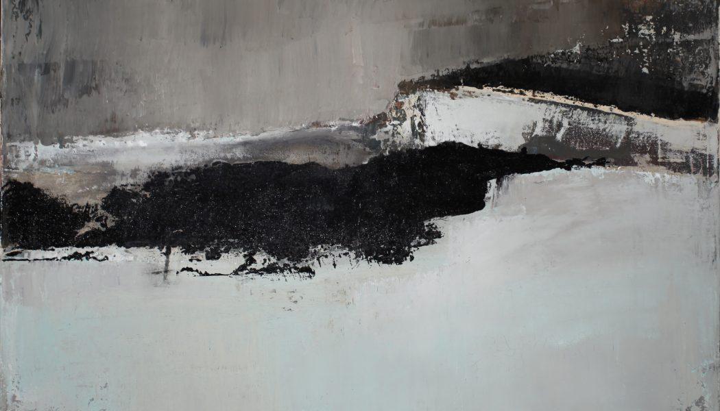 Yves Bonnier Terres et  ciels à la Galerie TOX,n,CO Genève