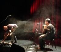 Quand la guitare rencontre l'oud à Collonge-Bellerive