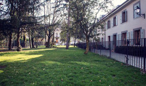 Les potagers urbains du parc Voltaire à nouveau d'actualité