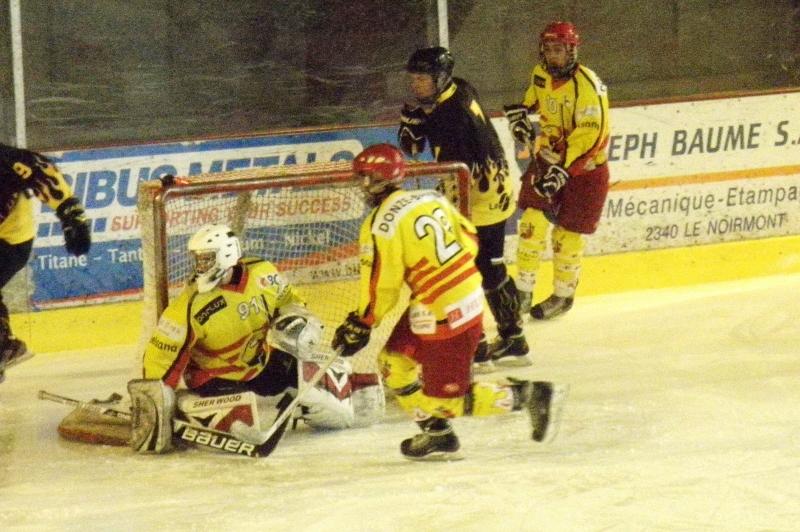 Hockey – Novices A1: Meyrin champion suisse romand!