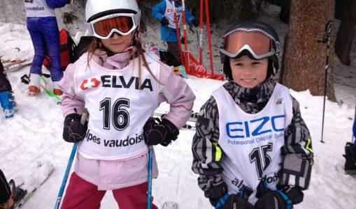 Coupe Genevoise de Ski : ultime étape le 23 mars à Sommand