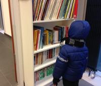 Onex met ses livres en libre-service