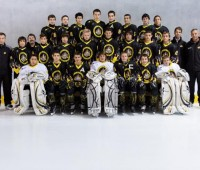 Hockey: Meyrin bat Monthey et monte en Novice TOP