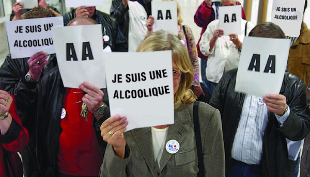 Joie de vivre retrouvée grâce aux Alcooliques Anonymes