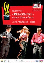 Spectacle de claquettes avec musique live à Chêne-Bourg
