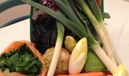 Des légumes made in Corsier