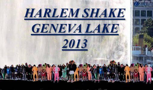 L'ultime «Harlem Shake» ce dimanche aux pieds du Jet d'eau