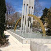 A Onex, la fontaine Dieu d'eau reprend du service