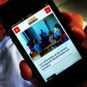 Découvrez la nouvelle version mobile de Signé Genève