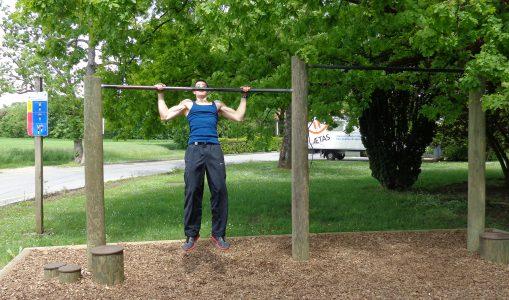 Le parcours vita de Thônex: du sport pour tous en pleine nature