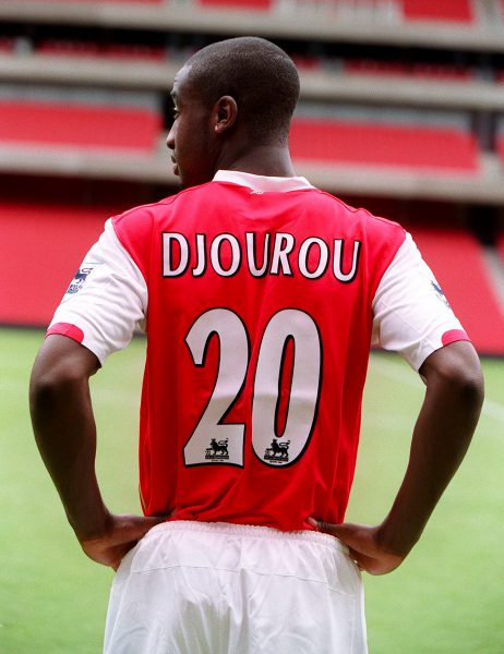 Djourou and friends